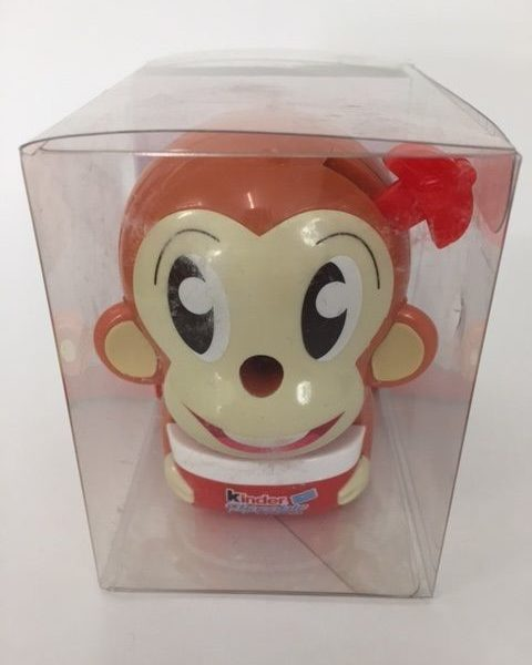 Kinder Surprise Monkey Pencil Sharpener Limited Edition Gift 2015 CHINA RARE